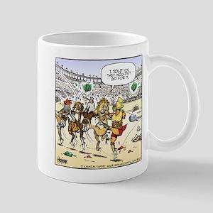 Gladiator's Cancan Mug