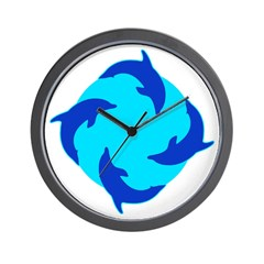 https://i3.cpcache.com/product/353507155/dolphin_ring_wall_clock.jpg?side=Front&height=240&width=240