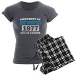 Women's Property of NW Charcoal Pajamas