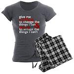Give Me Coffee And Wine Humor Women's Charcoal Paj