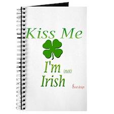 I'm NOT irish Journal