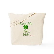 I'm NOT irish Tote Bag