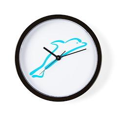 https://i3.cpcache.com/product/353517440/stylized_dolphin_wall_clock.jpg?height=240&width=240