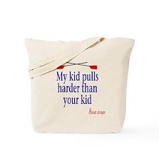 My kid... Tote Bag