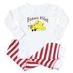 Future Pilot Baby Pajamas
