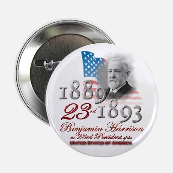"23rd President - 2.25"" Button"