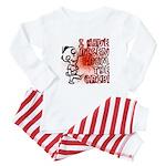Ten Little Zombies: The Baby Pajamas