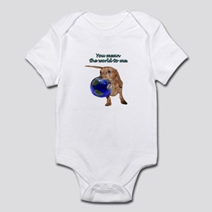 The World Infant Bodysuit