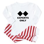 Experts Only Baby Pajamas