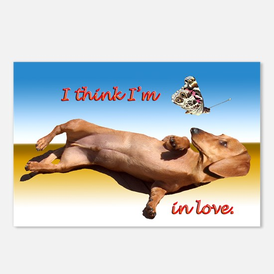 Forever Love Postcards (Package of 8)