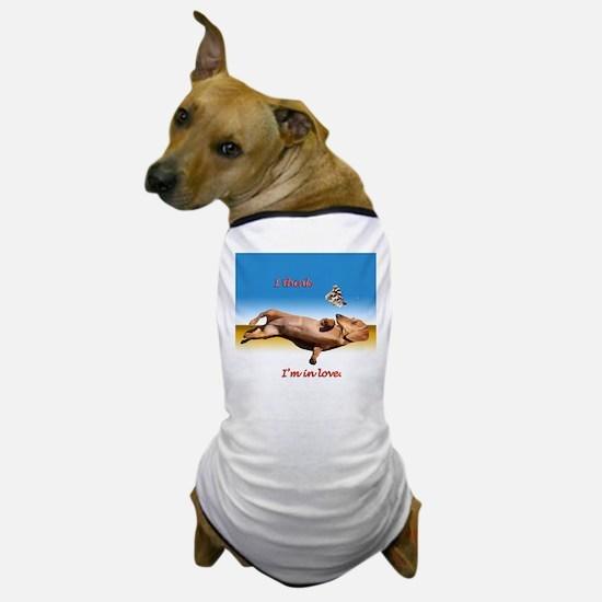 Funny Dog wedding Dog T-Shirt