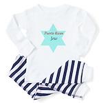 Puerto Rican Jew Baby Pajamas