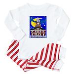 Love Pennsylvania Baby Pajamas