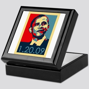 Obama Inauguration Date, Obama Keepsake Box