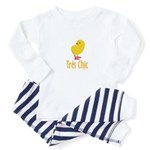 Tres Chic Baby Pajamas