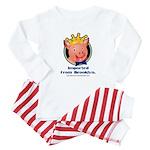 Landi's Brooklyn Pork Store Baby Pajamas