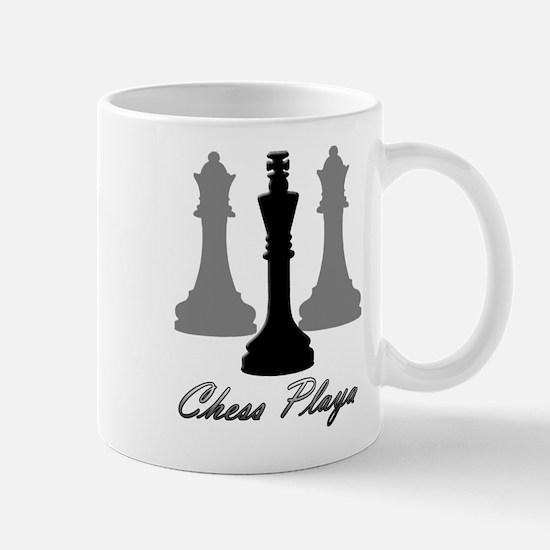 Unique Checkers Mug