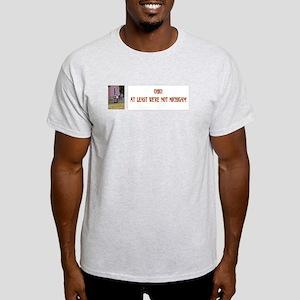 it's not Michigan Light T-Shirt