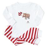 Senor Tapir Baby Pajamas