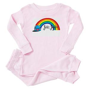 be563565e Candy Baby Pajamas - CafePress