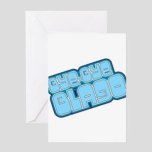 Bye Bye Blago Greeting Card
