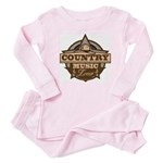 Country Lover Baby Pajamas