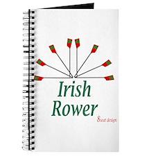 Irish Rower Boathouse Journal
