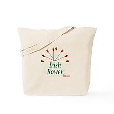 Irish Rower Boathouse Tote Bag