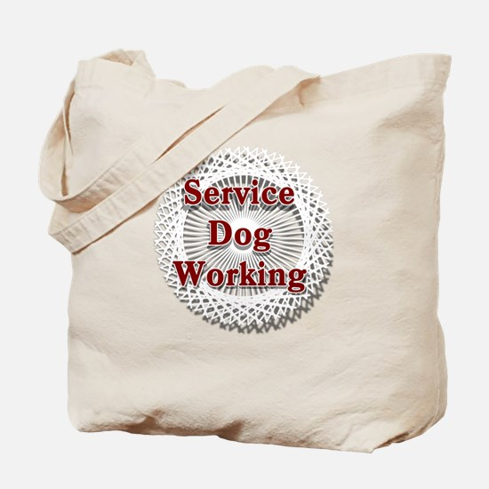 SERVICE DOG SHOP Tote Bag