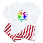 Splat Autism Baby Pajamas