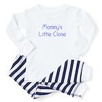 Mommy's Clone/Boy Baby Pajamas