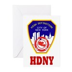 HDNY Greeting Cards (Pk of 20)