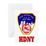 HDNY Greeting Card