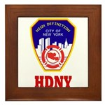 HDNY Framed Tile