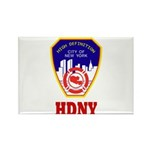 HDNY Rectangle Magnet (10 pack)