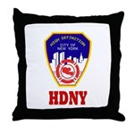 HDNY Throw Pillow