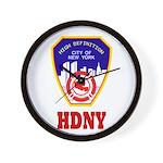 HDNY Wall Clock
