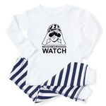 Neighborhood Watch ~  Baby Pajamas
