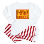 UFC Baby Pajamas