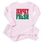 Jersey Fresh Baby Pajamas Suit