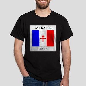 Free France Dark T-Shirt