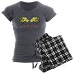 Save The Boobees without ribb Women's Charcoal Paj