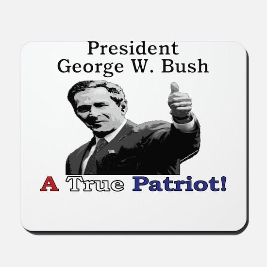G.W.B. Patriot Mousepad