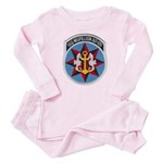 USS MISPILLION Baby Pajamas