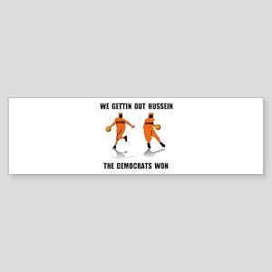 TERRORIST COUNTRY CLUB Bumper Sticker (10 pk)