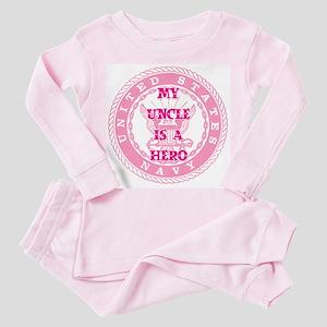 Pink Toddler Pink Pajamas
