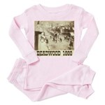 Deadwood Celebration Toddler Pink Pajamas