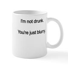 I'm not blurry Mug
