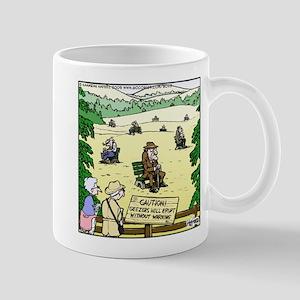 Geezers Mug