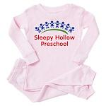 Toddler Pink Pajamas (light)